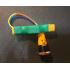 Транзисторный выключатель с кнопкой для карпового кораблика