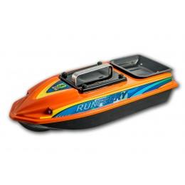 Карповый кораблик Runferry ATOMPremium FULL GPS Autopilot / Глубиномер, 15 Am/h