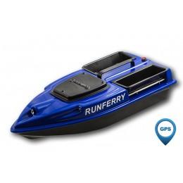 Карповый кораблик Camarad V3 GPS Blue