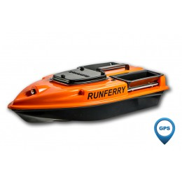 Карповый кораблик Camarad V3 GPS Orange