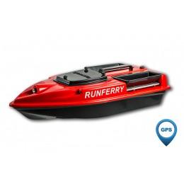 Карповый кораблик Camarad V3 GPS Red