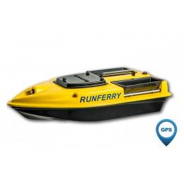 Карповый кораблик Camarad V3 GPS Yellow
