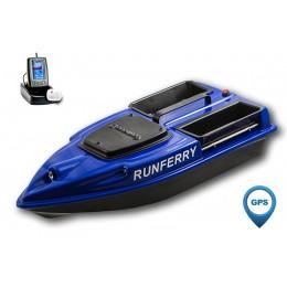 Карповый кораблик Camarad V3 GPS + Toslon TF500 Blue