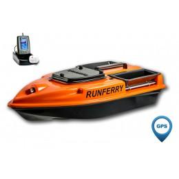 Карповый кораблик Camarad V3 GPS + Toslon TF500 Orange