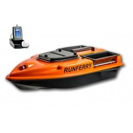 Карповый кораблик Camarad V3 + Toslon TF500 Orange
