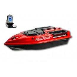 Карповый кораблик Camarad V3 + Toslon TF500 Red