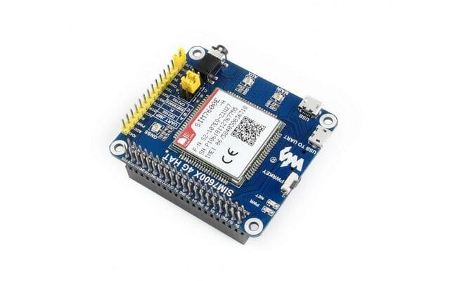 Модуль связи 4G/3G/2G/GSM/GPRS/GNSS