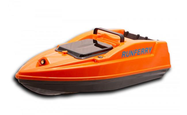 Карповый кораблик Runferry SOLO V2 Orange