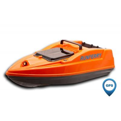 Карповый кораблик SOLO V2 GPS Orange