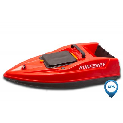 Карповый кораблик SOLO V2 GPS Red