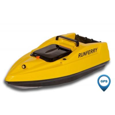 Карповый кораблик SOLO V2 GPS Yellow