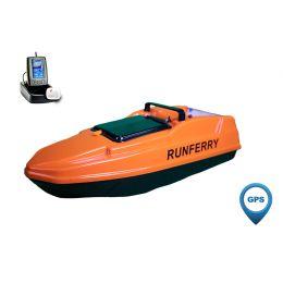 Карповый кораблик SOLO MINI GPS + Toslon TF500