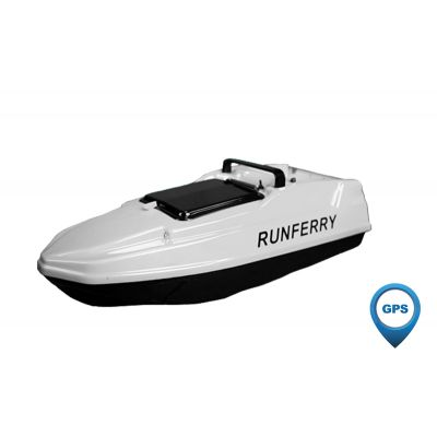 Карповый кораблик SOLO MINI GPS White
