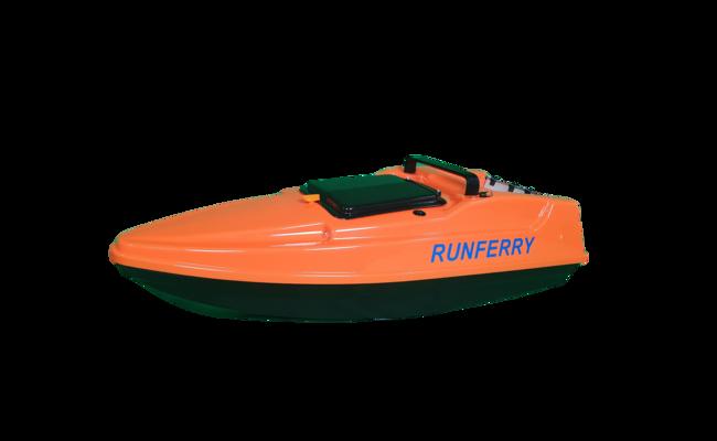 Карповый кораблик Runferry SOLO Optima Orange